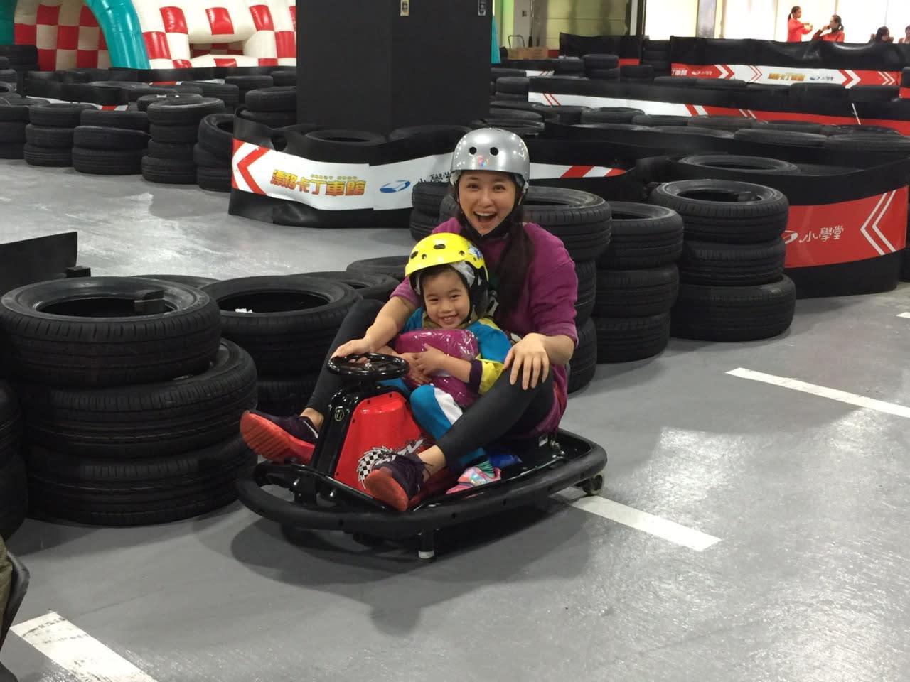 【親子時尚】葉家妤當媽後變了一個人 透過遊戲帶領孩子進入運動世界