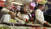 Healthy School Lunches Taste Success in Schools