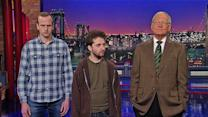 David Letterman's Monologue - 4/20/15
