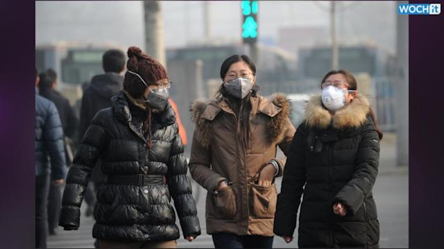 China's Exports Linked To U.S. Pollution