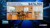 Denver's tight housing market hot