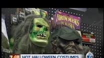 Hottest Halloween costumes of 2012