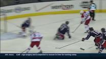 Gerbe snaps one seven-hole past Bobrovsky