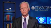 "Capt. Sullenberger explains ""close call"" at LGA"