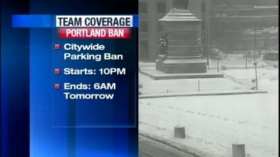 Some people in Portland enjoyed their snow day