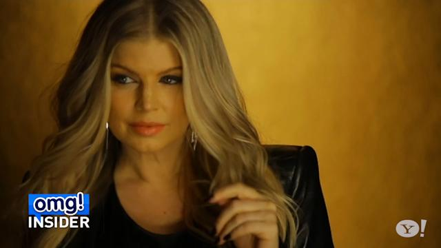 Fergie's Fears About Motherhood