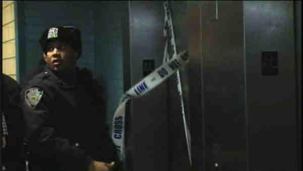 Elderly man in critical condition after trapped in elevator