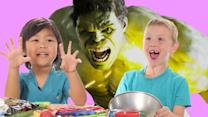 Watch These Adorable Kids Recreate Movie Sound Effects