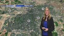 Tuesday forecast: mild weather one more day