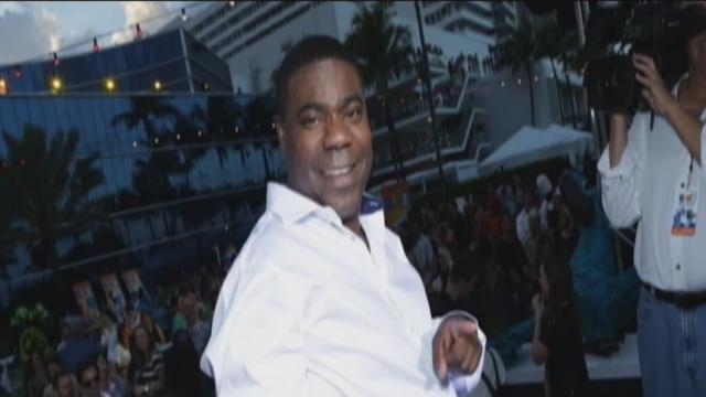 Driver hadn't slept for 24 hours in crash that injured Tracy Morgan