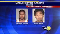 2 arrested in connection with Manchester Mall shooting