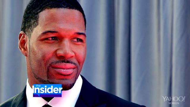 Michael Strahan Targeted by Knife-Wielding Man