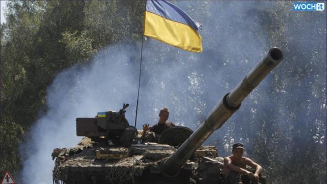 Ukraine Says Rebels Shoot Down Fighter Jet