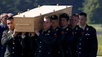 Victims' Bodies from Malaysia Airlines Tragedy Come Home