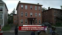 Tenants of Collapsing Apartment Building Evacuated