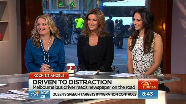 Kochie's Angels - May 9