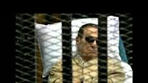 Scuffles in court after Mubarak sentencing