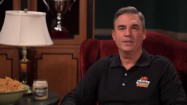 Tostitos Fiesta Bowl Chairman's message to fans featuring Jimmy Kimmel.