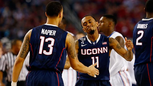 UCONN players never doubted their title chances