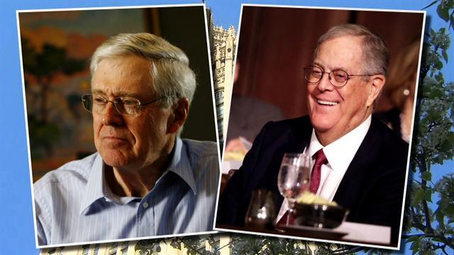 Billionaire paperboys? Koch brothers may be looking to buy