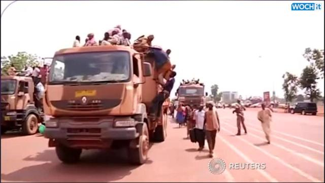 Muslims Flee Central African Republic's Capital
