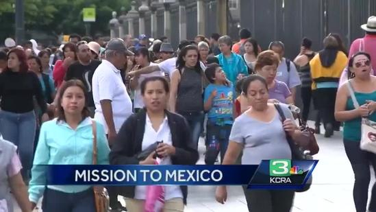 Governor Brown returns after busy trip to Mexico