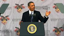 """Obama: Not """"every problem has a military solution"""""""
