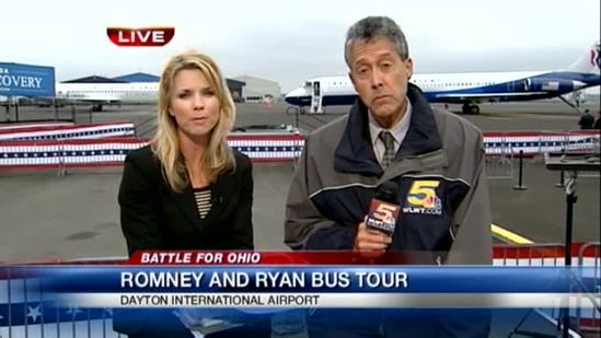 Ryan holds town hall at local steel company
