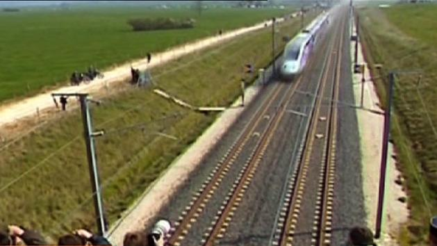 High-speed rail 'too expensive'