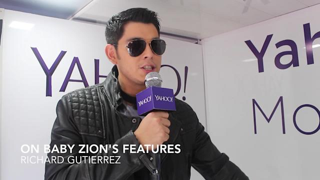 What Richard Gutierrez wants for Zion