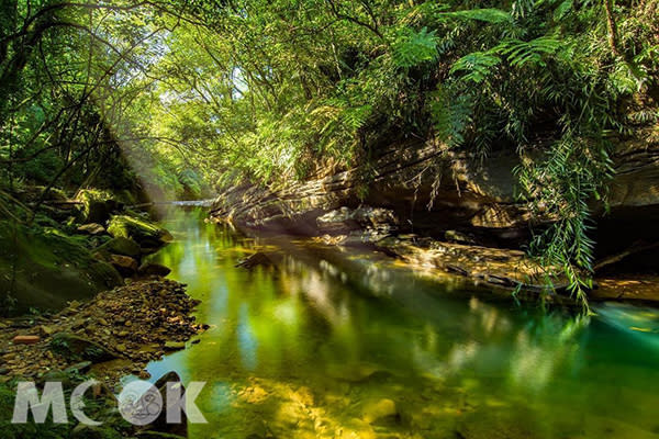 瑪陵溪 (圖片提供/ji3942u04y7)