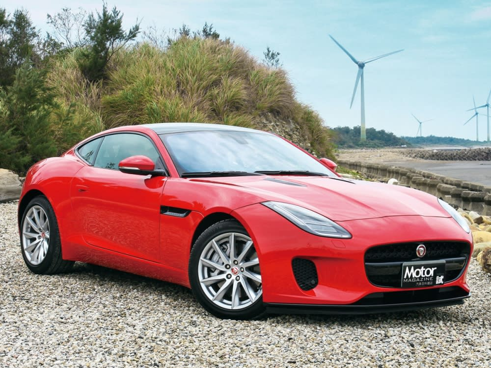 【路試報導】Jaguar New F-Type Coupe