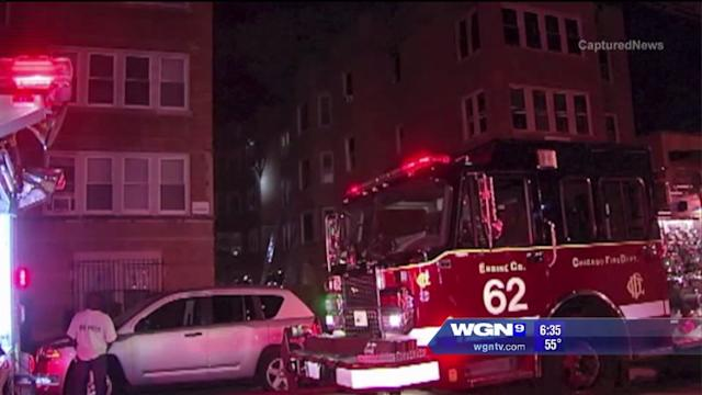 Arson suspected in fatal fire
