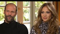 Jennifer Lopez Was 'Terrified' To Strip For Jason Statham In 'Parker'