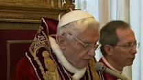 Pope to Resign This Month