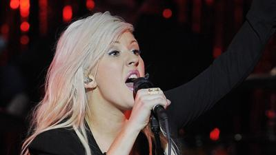 'Halcyon' days for Ellie Goulding
