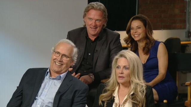 'Vacation' Stars Reunite, Including Chevy Chase, Beverly D'Angelo