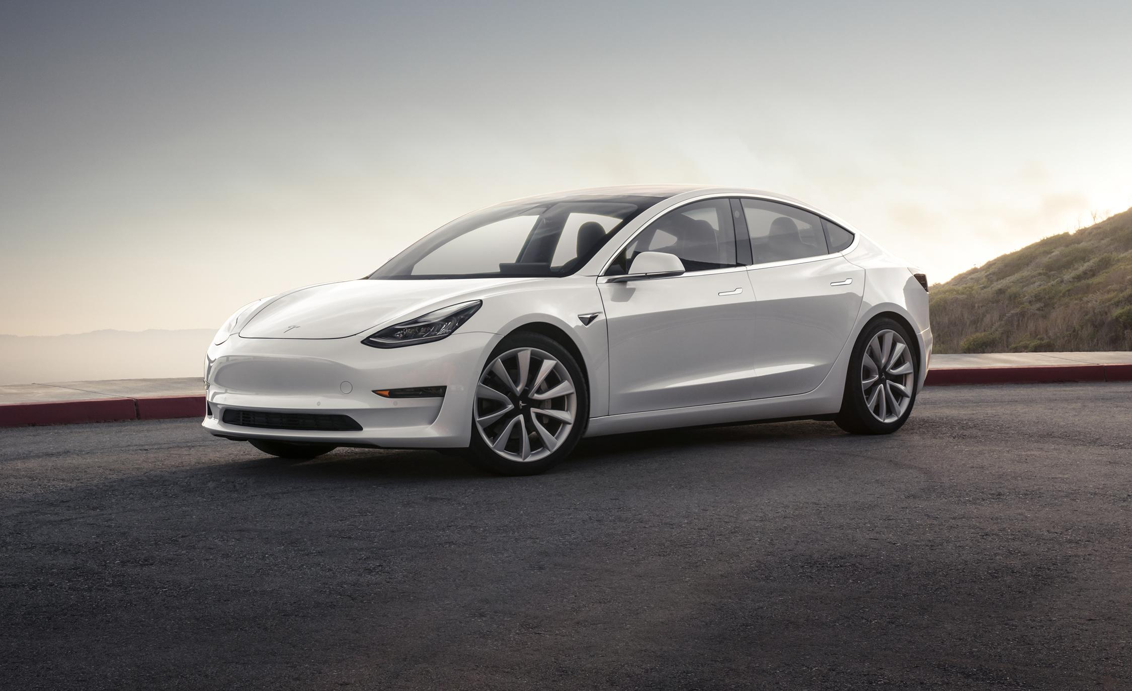 the tesla model 3 will be a great car — someday