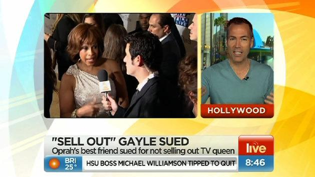 Oprah's BF sued for not 'selling out'