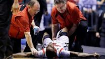 Louisville's Kevin Ware resting after surgery