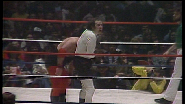 Andy Kaufman Wrestling Preview