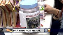 Vigil Held In Jackson Heights For Victims Of Nepal Earthquake