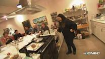 Escaping the cube: Cooking school