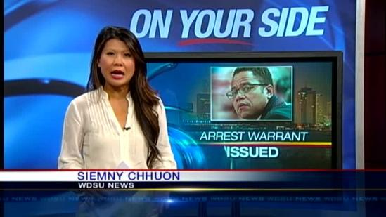 Warrant issued for Cuba Gooding Jr