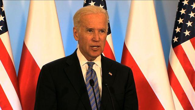 "Biden blasts Russia's ""purposeful ratcheting up of ethnic tensions"" in Ukraine"