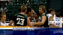 UH mens volleyball back on home turf