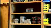 High demand prompts gun store owners to ration ammunition