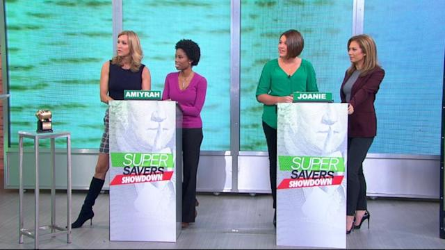 Money-Saving Experts Face Off on 'GMA' Showdown