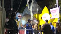 Thanksgiving parade set amid heightened security