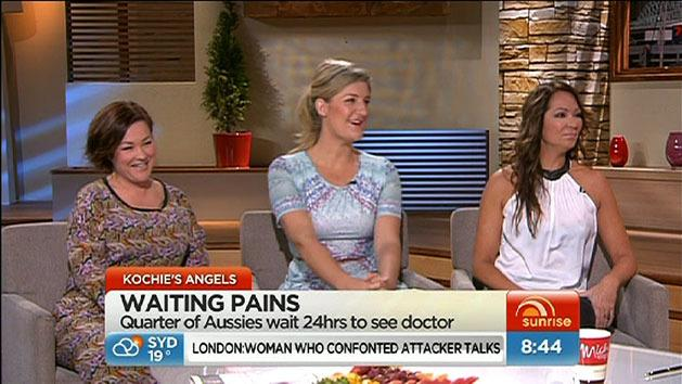 Kochie's Angels - May 24
